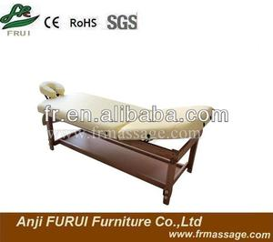 stationary massage table thai massage bed facial massage equipment