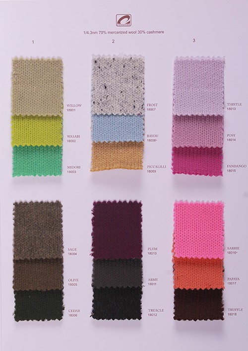 Hand Knitting Yarn Neps Yarn Stock Supply Australian Wool Cashmere ...