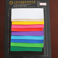 Export PVC leather color for Bag 78