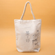 canvas rope handle beach bag wholesale