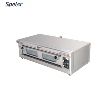 PEO series CE standard commercial electric pizza oven