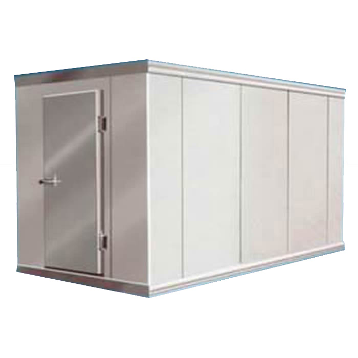 5 Ton Blast Freezer Walk In Freezer Cold Storage Room  Wall Panel for Fish Long Life