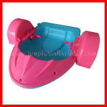 kids hand boat cheap price ,good quality kids peddle boats for chidlren water toys