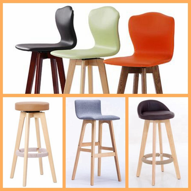 Furniture At Wholesale Prices: Wholesale Bar Furniture High Wood Modern Bar Chair Price