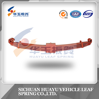 leaf spring compatible with VOLVO 257654 truck parts