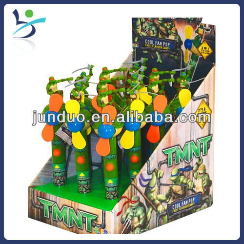 Tmnt Image Candy Toy Fan