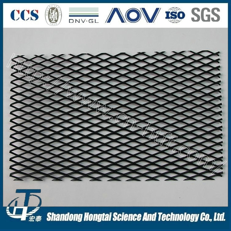 """2/"""" by 6/"""" MMO Mesh Anode"""