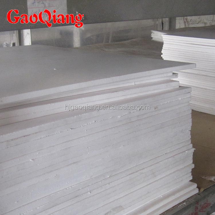 Cheap price plastic plates ptfe hard plastic sheet 5mm thick