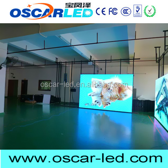 hot product smd led display cabinet for wholesales