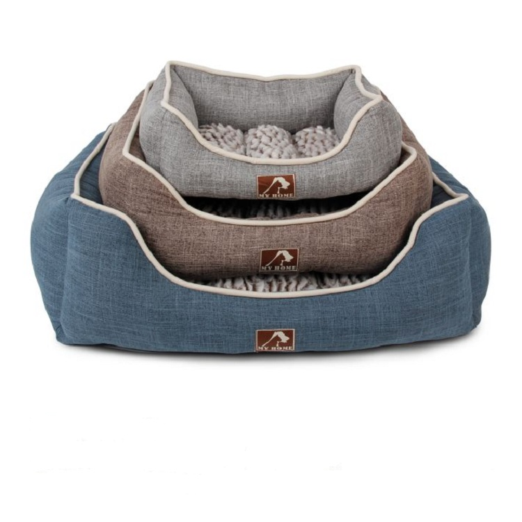 Petstar Factory Supply Puppy Pet Bed Goedkope Hond Bed