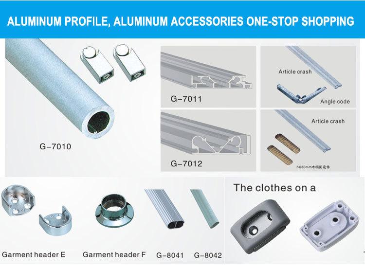 China Manufacturer Wardrobe Sliding Door Aluminum Profile Drawing ...