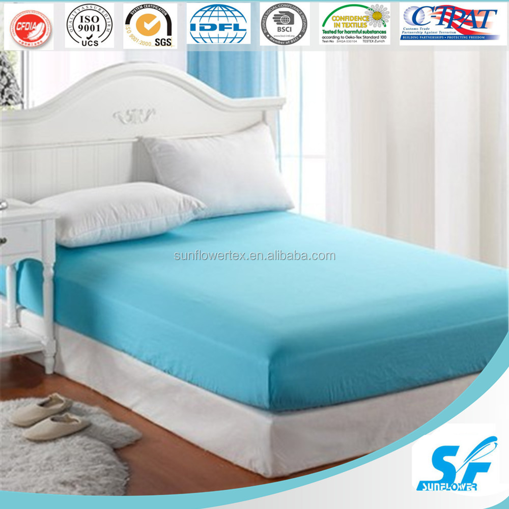 Useful Mattress cover with zipper mattress covers padd/mattress cover with zipper