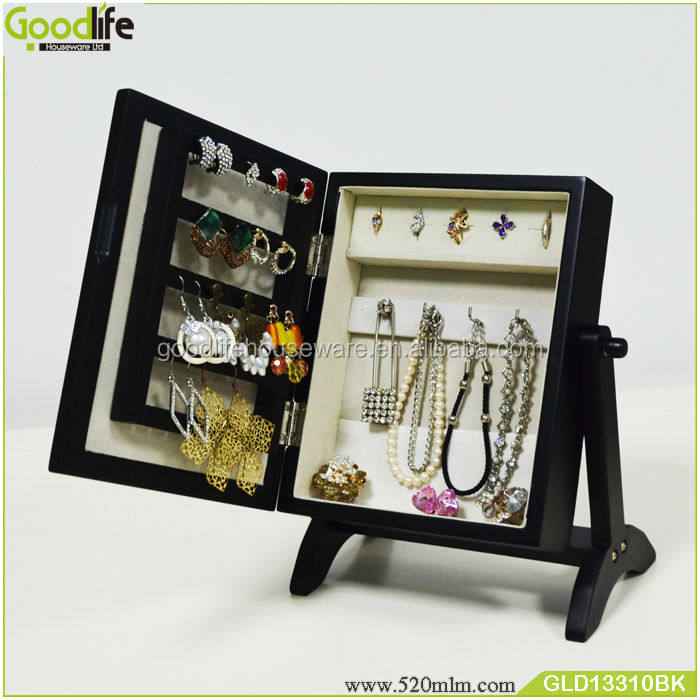 Goodlife Top Selling Mini Makeup Dresser Vanity Mirrors Jewelry