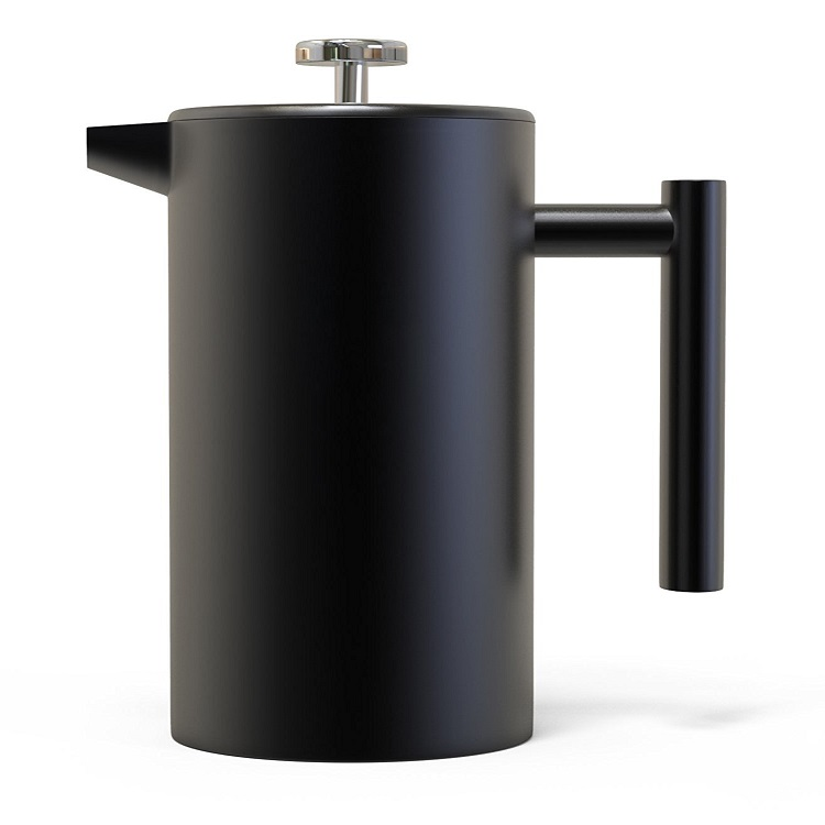 Amazon Best Selling Double Wall Stainless Steel 18/8 French Press <strong>Coffee</strong>&Tea Maker
