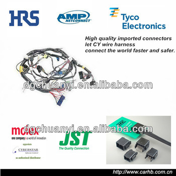 AMP Molex Ket Delphi etc Automotive Wire_350x350 automotive wire harness suppliers wiring diagrams automotive wire harness suppliers at eliteediting.co