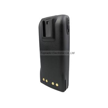 Hnn9009 Ni-mh 1900mah Rechargeable Battery For Motorola Gp328 Gp338 on