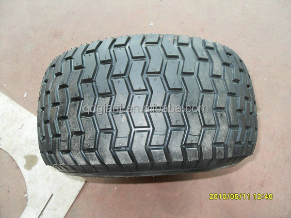 Manufacture of High Performance 15 inch 6.00-6 pneumatic rubber tyre