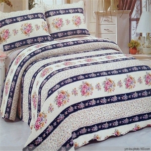 100 Printed cotton fabric for bedsheet printed quilt made in China