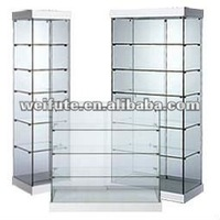 glass display showcase/cabinet