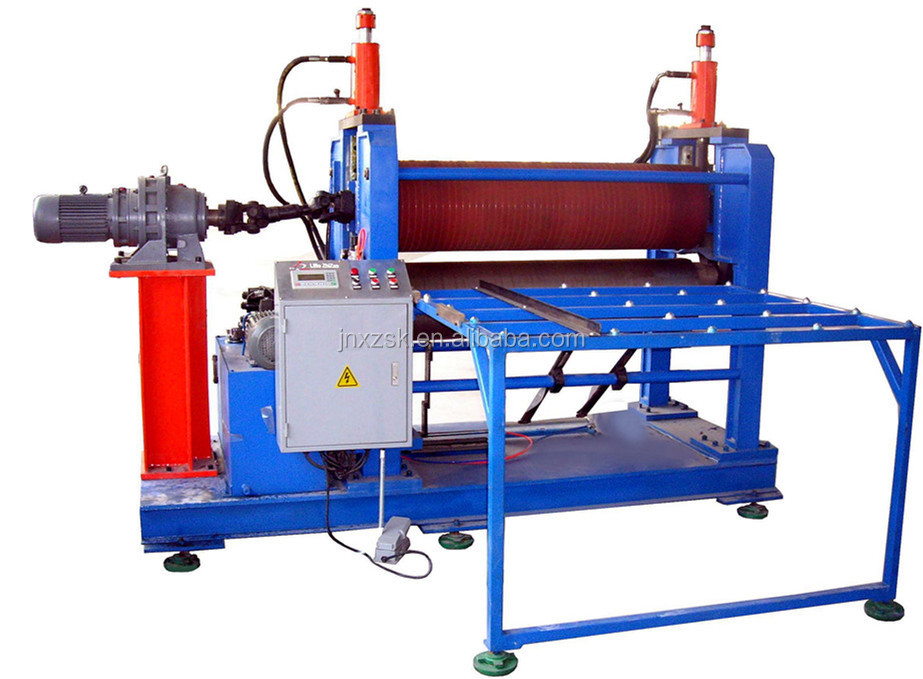 Metal Pipe Round Rolling Machine