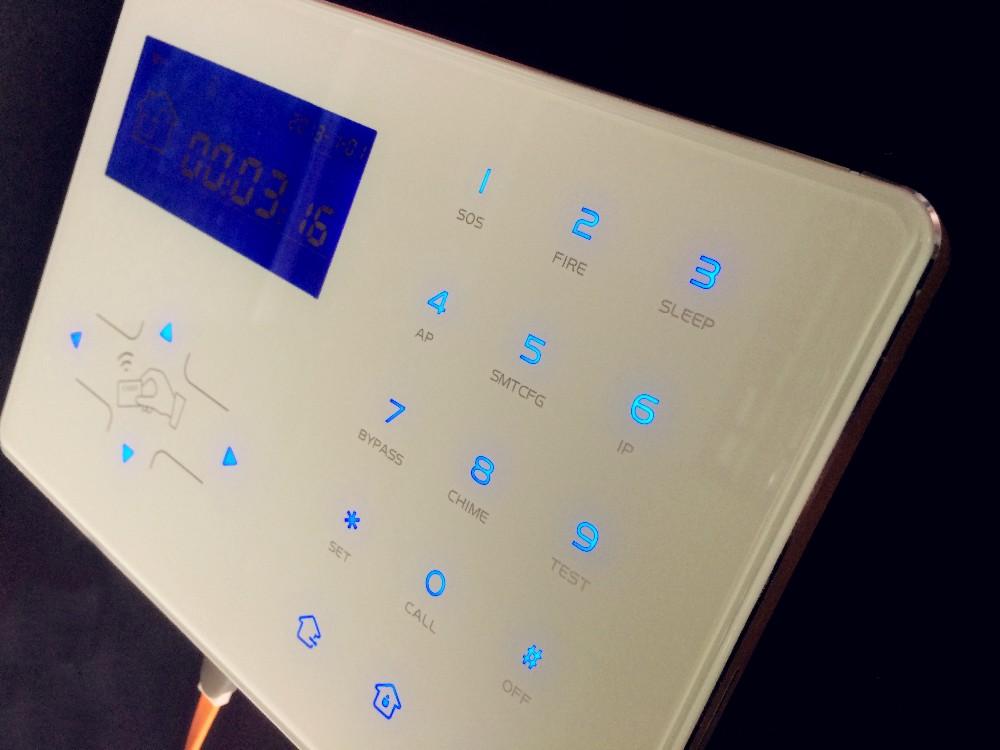 HTB1qrJFOXXXXXbrXpXXq6xXFXXXA - Most advanced Wifi Alarm GSM Smart Home Automation Burglar Alarm Wifi Alarm System with Touch Screen panel