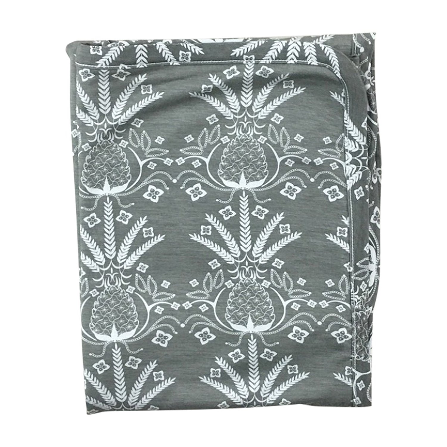 Kate Quinn Organics Unisex-Baby Viscose From Bamboo Receiving Blanket