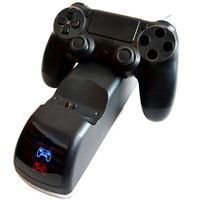 Dual LED Dual Charger Dock For PS4 Game Controller