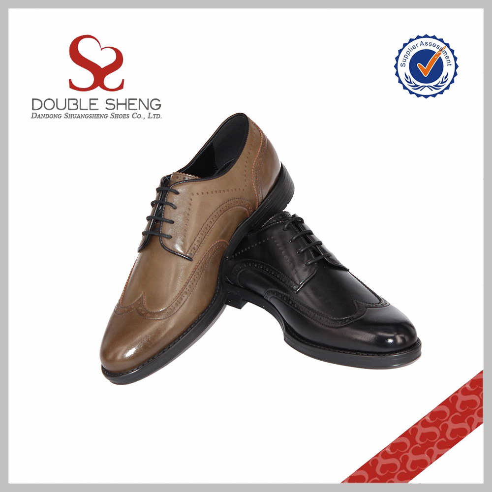 smart oem fit leather wholesale man shoes available design odm new TStvwxZ