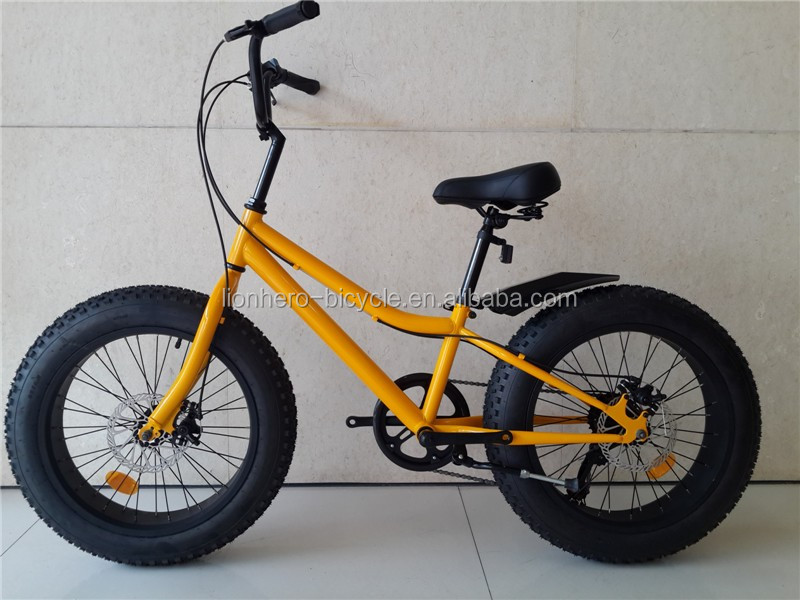 Lionhero 20 Inch 4 0 Fat Bike Fat Tire Bike Kids Fat Bike View
