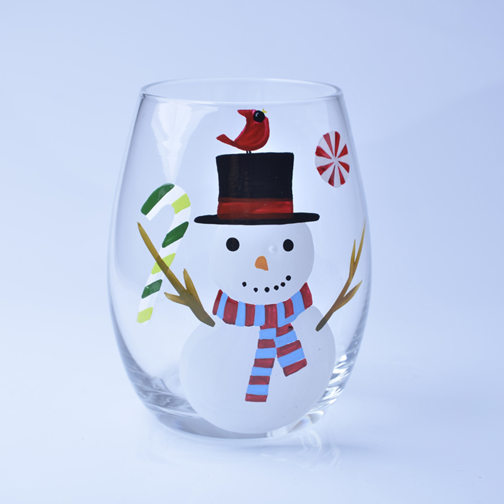 Wedding Souvenirs Color Water Glass Cup Wine Glass Printing