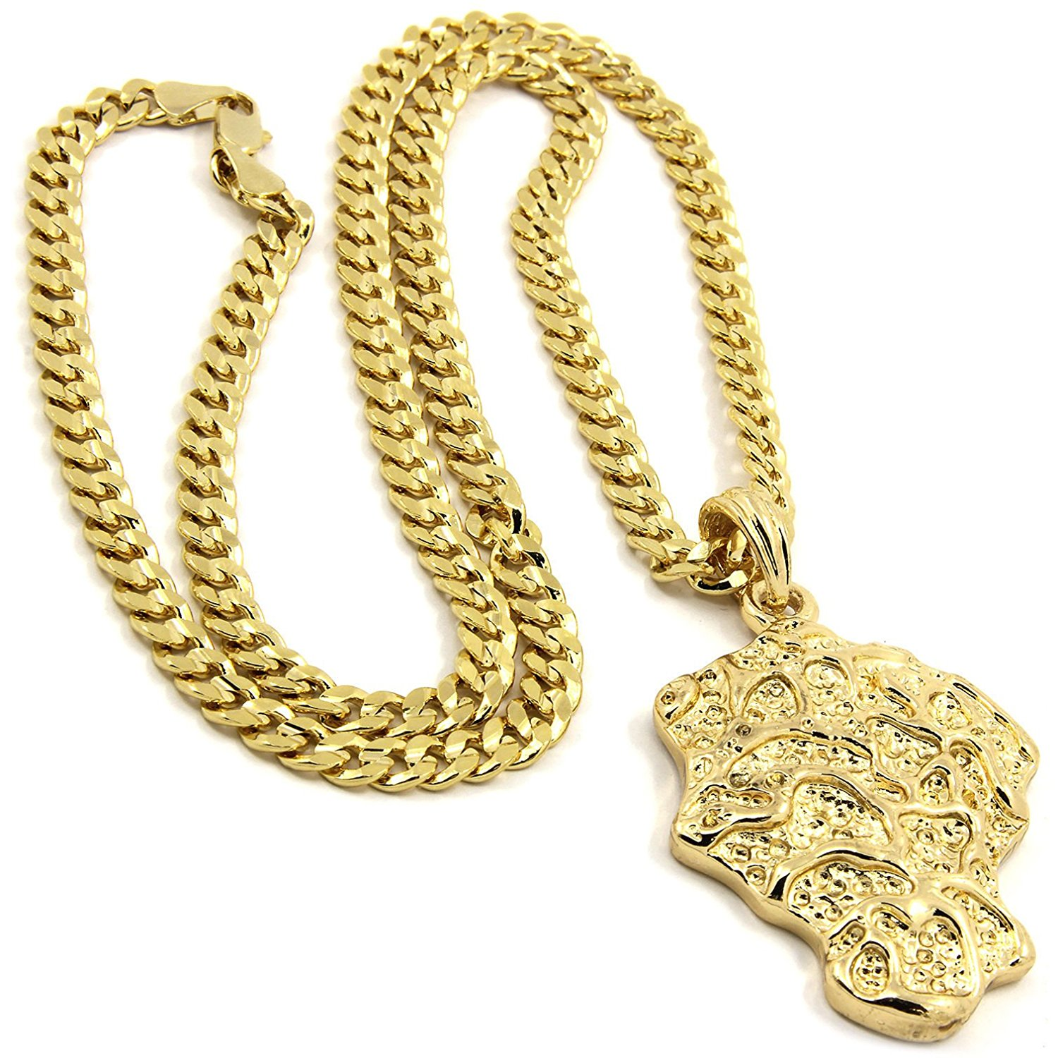 00601925b9290 Cheap Gold Nugget Chain, find Gold Nugget Chain deals on line at ...