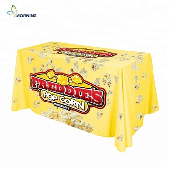 Rectangle Polyester Printing Logo Advertisement Table Cloth   Buy Hotel  Glitter Table Cloth,Tablecloths Linen High Quality,Stretch Table Cloth  Product ...