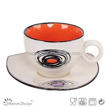 ceramic coffee cups and saucers stoneware wholesale coffee cup and