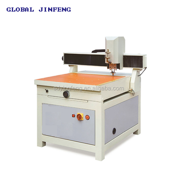 JF-NC-8070 Automatic special shape glass mirror cutting machine with CE