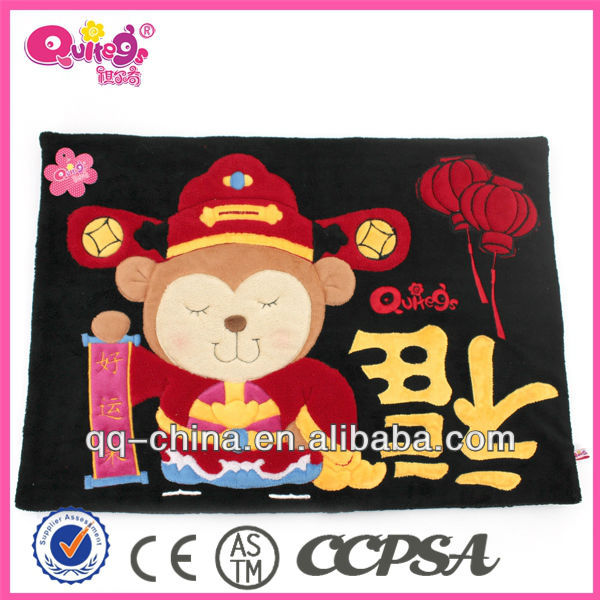 Chinese new year decoration door mat floor mat