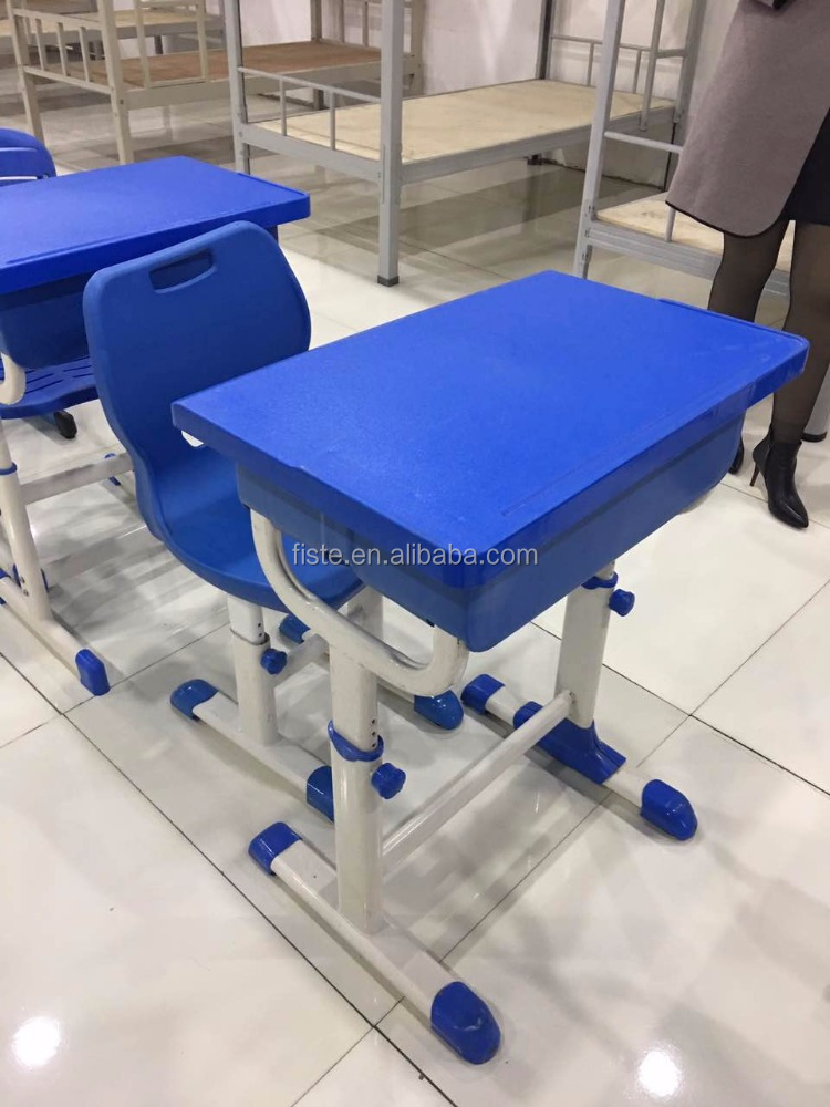 used school adjustable cheap kids desk and chair