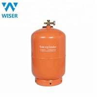 Yemen 5kg lpg gas cylinder with CE