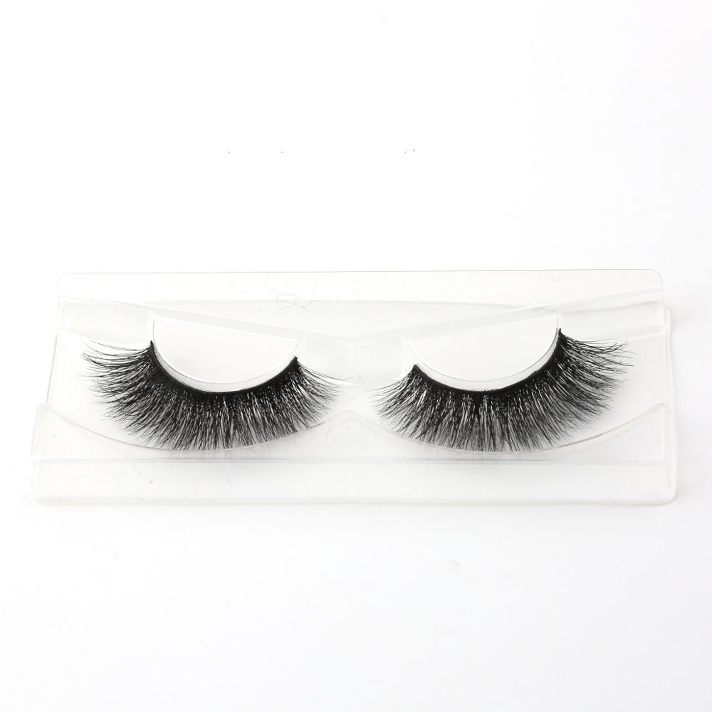 Wholesale Custom Accepted Siberian 3d Mink Strip Eyelashesprivate