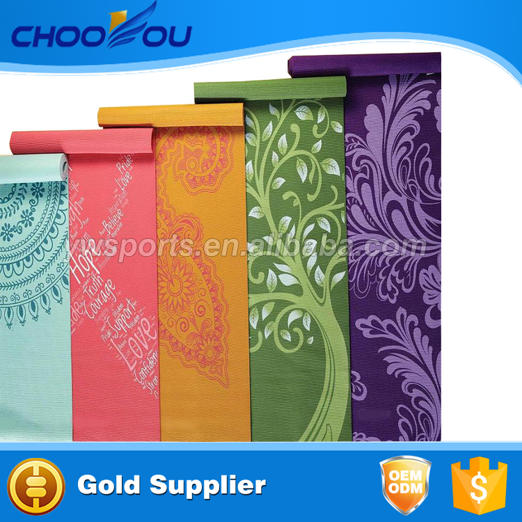 com yoga clonko delhi wholesaler gravolite blue floral german mat printed india fitness mats supplier design