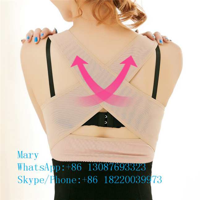 Fashionable underwear vest posture waistcoat posture corrector stretch back support