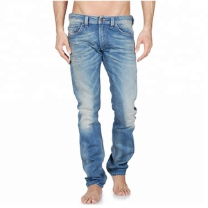 Men latest brand design denim jeans pants for men jeans push jean