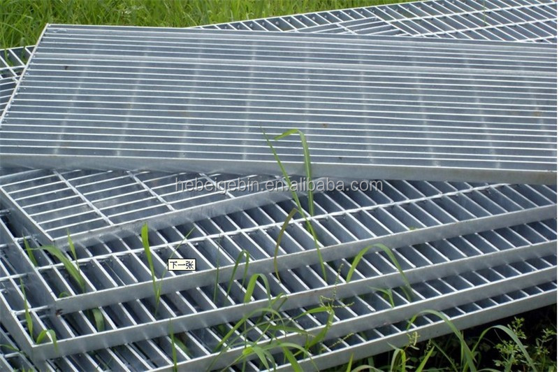 Steel Bar Road Drainage Trench Cover Channel Stainless Grating