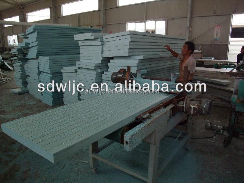 Papel de aluminio extruido poliestireno xps tablero de - Poliuretano extruido precio ...