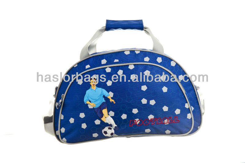 Fashion Durable Football Team Boys Small Travelling Bags