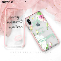 Cell Phone Case 2018 New Products Shockproof Transparent Soft Cover For iPhone XS max,Mobile Phone Cases For iPhone 6/7/8 Plus