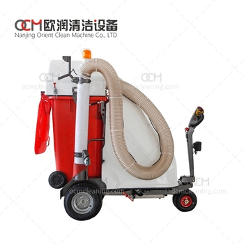 MAMUT  sweeping equipment road sweeper vacuum street sweeper  industrial electric sweeper