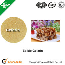 Best Quality High Bloom Hydrolyzed Edible Gelatin Powder For Sausage
