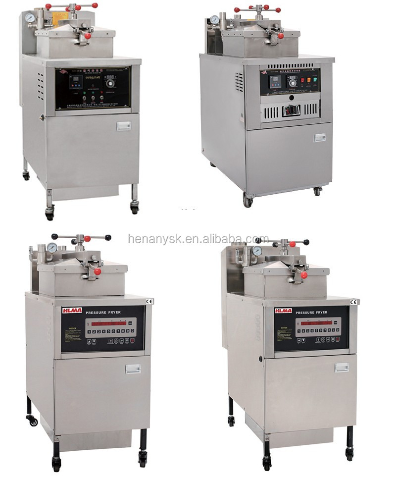 Popular Durable Kfc Electric Broaster Commercial Chicken Pressure Fryer For Sales India USA