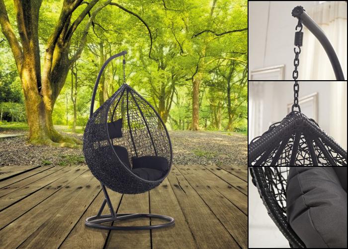 Schommel Ei Tuin.Professionele Fabrikant Patio Opknoping Ei Rotan Balkon Tuin Schommel Stoel Buy Rotan Egg Chair Eivormige Stoel Rotan Opknoping Stoel Product On