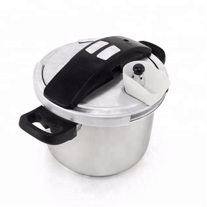 Stainless Steel Power High Big Pressure Cooker, 304ss, 22/24cm, food grade